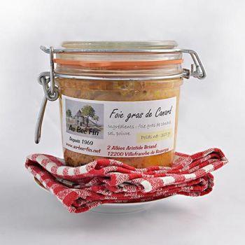 Foie gras de canard 315g