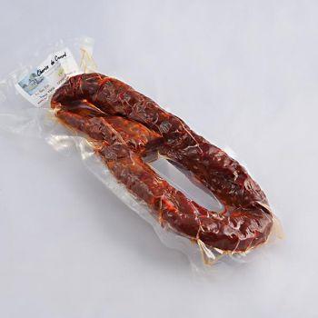Chorizo 100% canard