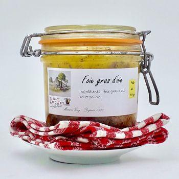 Foie gras d'oie 315 g